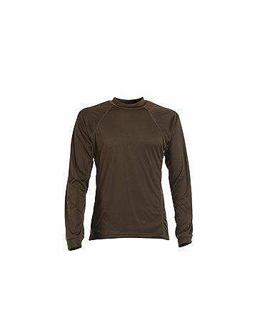 THERMAL SHIRT WITH LONG SLEEVES AND HIGH NECK