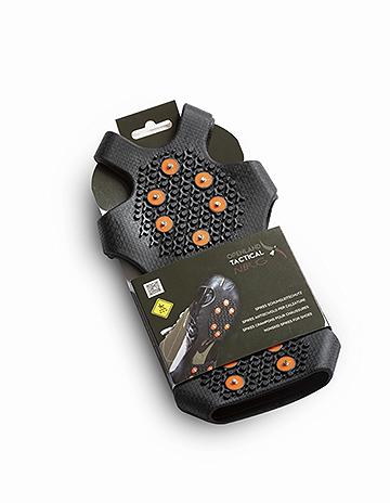 ICE GRIPS - ICE GRIPS WITH 10 NONSKID SPIKES FOR SHOE