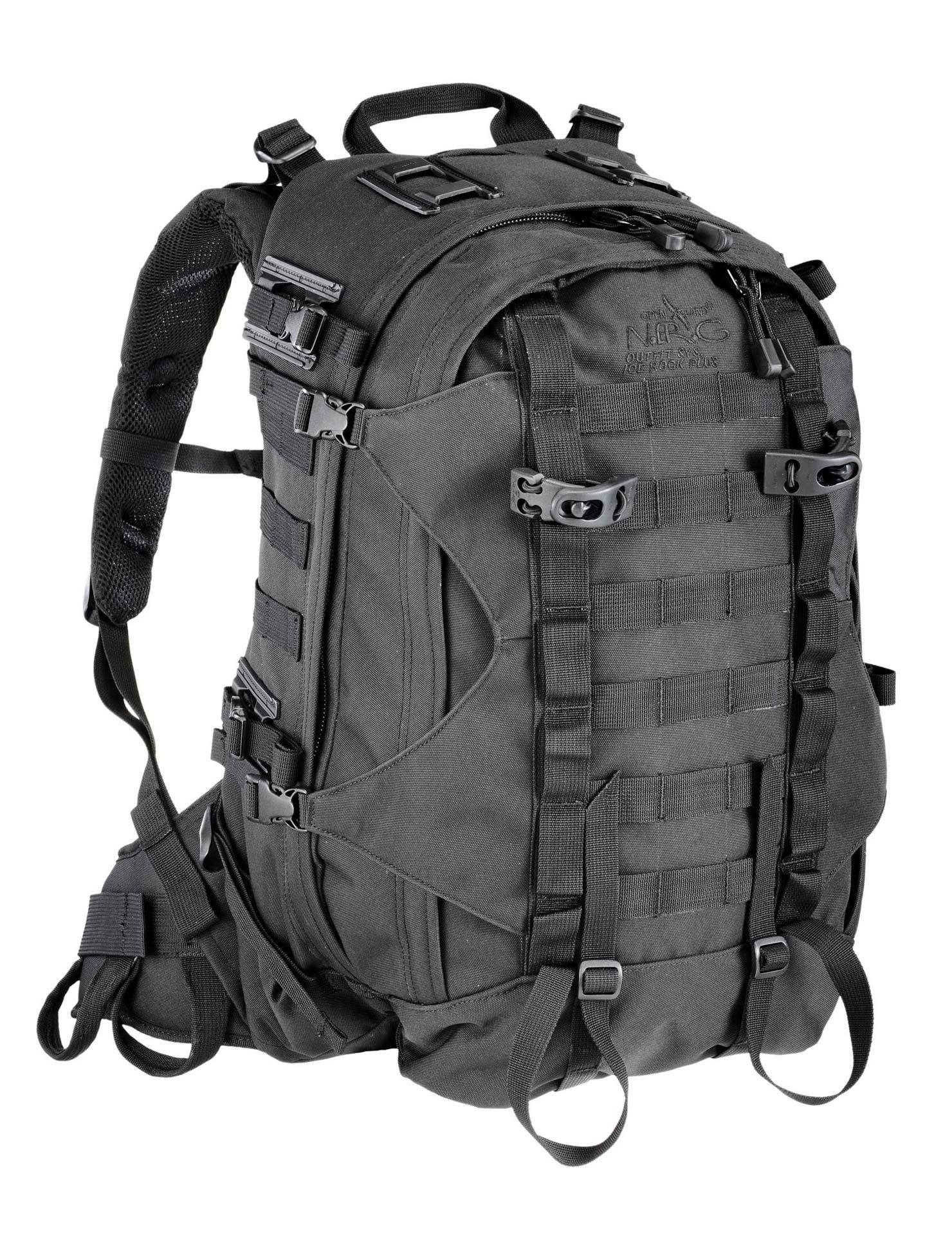 Nerg Ice Rock Plus Back Pack 4045 Lt Nerg Openland