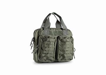 OPENLAND SHOOTING RANGE BAG WITH SHOULDER BELT