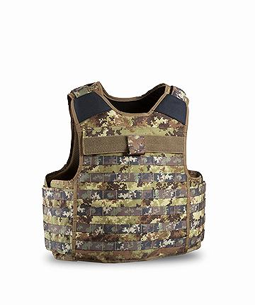 OPENLAND TACTICAL VEST 1000D WITH MOLLE