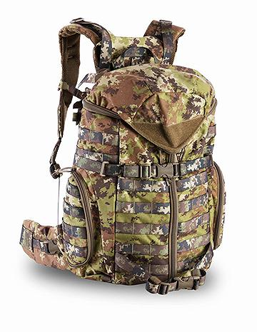 OPENLAND FAST ACTION MILITARY BAG 600D WITH HTC WEBBING