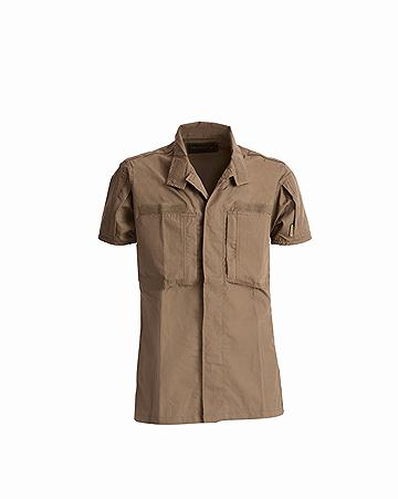 OPENLAND SHIRT SHORT SLEEVE 60% COTTON 40% POLY
